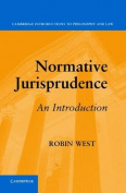 Normative Jurisprudence