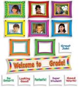 Welcome to ____ Grade! Mini Bulletin Board
