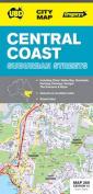 Central Coast Suburban Streets Map 289 12th ed