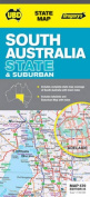 South Australia State and Suburban Map 570