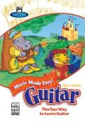Music Made Easy -- Guitar [Audio]
