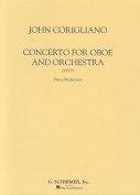 Corigliano: Concerto for Oboe and Orchestra (1975)