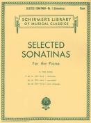 Selected Sonatinas - Book 1