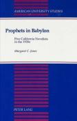 Prophets in Babylon