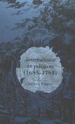 Journalisme Et Religion / Aeditae Par Jacques Wagner.  [FRE]