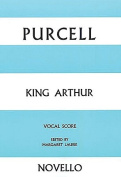 King Arthur: Opera Vocal Score