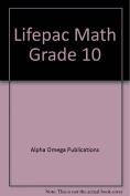 Alpha Omega Publications MAT 1020 Teachers Guide