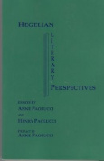 Hegelian Literary Perspectives