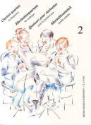 Clarinet Quartets for Beginners, Volume 2