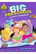 Big Preschool Activity Workbook