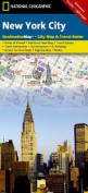 New York City City Map & Travel Guide