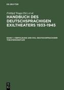 Verfolgung Und Exil Deutschsprachiger Theaterk Nstler [GER]