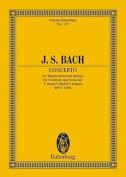 Harpsichord Concerto in F Minor, Bwv 1056