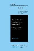 Evolutionare Institutionenokonomik [GER]
