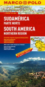 South America North Marco Polo Map (Marco Polo Maps