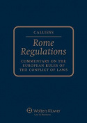 Rome Regulations