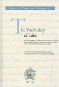 The Vocabulary of Luke