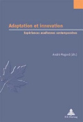 Adaptation Et Innovation [FRE]