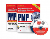 PMP Project Management Professional Study Guide & Lab Manual [With CDROM]