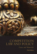 Competition Law and Policy