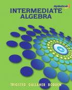 Mymathlab Intermediate Algebra --Access Card-- Plus Etext Reference
