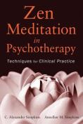 Zen Meditation in Psychotherapy