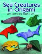 Sea Creatures in Origami