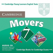 Cambridge Young Learners English Tests 7 Movers Audio CD [Audio]