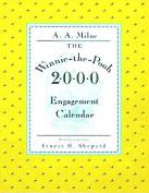 Winnie-The-Pooh's 2000 Engagement Calendar