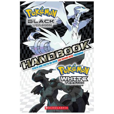 Pokemon, Black Version/Pokemon, White Version Handbook