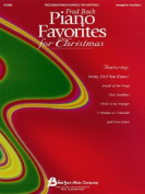 Fred Bock Piano Favorites for Christmas