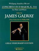 Concerto in D Major, K.314