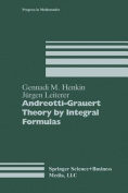 Andreotti-Grauert Theory by Integral Formulas