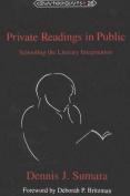 Private Readings in Public