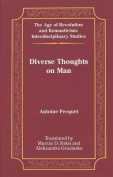 Diverse Thoughts on Man