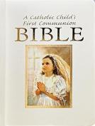 Catholic Child's First Communion Gift Bible