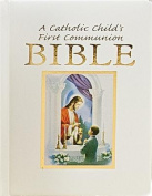 Catholic Child's Traditions First Communion Gift Bible-Nab-Boy
