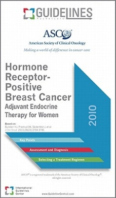 Hormone Receptor-Positive Breast Cancer: Adjuvant Endocrine Therapy for Women (Guidelines Pocketcards)