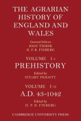The Agrarian History of England and Wales 8 Volume Set in 12 Paperback Parts