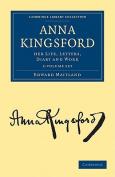 Anna Kingsford 2 Volume Set