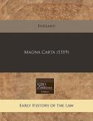Magna Carta (1519)