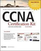 CCNA Cisco Certified Network Associate Certification Kit (640-802) Set