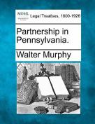 Partnership in Pennsylvania.