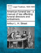 American Funeral Law