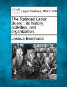 The Railroad Labor Board