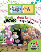 Guess with Jess: Magnet Book