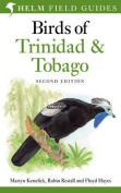 Birds of Trinidad and Tobago. by Martyn Kenefick, Robin L. Restall, Floyd Hayes