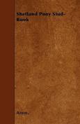 Shetland Pony Stud-Book
