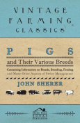 Pigs and Their Various Breeds - Containing Information on Breeds, Breeding, Feeding and Many Other Aspects of Swine Management