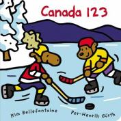 Canada 123 [Board book]